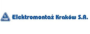 Logo Elektromontaż Kraków