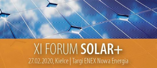 XI Forum SOLAR+